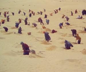 Les Baliseurs Du Désert: Kaderin İncittiği İnsanlar